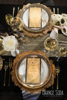 EFI ARTDECO place setting
