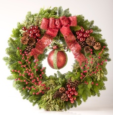 EFI Vintage Holiday Wreath Kit