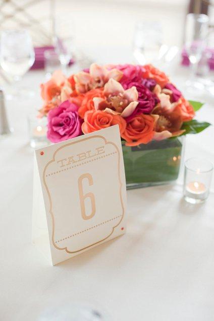 Enchanted Florist Las Vegas Rose and Orchid Centerpiece 5