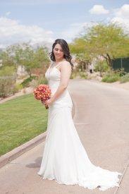 Enchanted Florist Las Vegas Rose and Orchid Love Bride