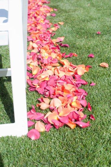 Enchanted Florist Las Vegas Rose and Orchid Love Petals