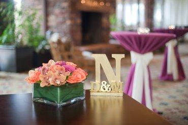 Enchanted Florist Las Vegas Rose and Orchid Reception 7